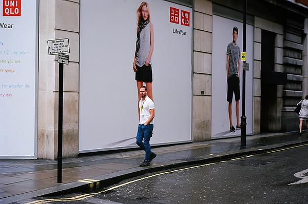 The London Look   London UK 2014