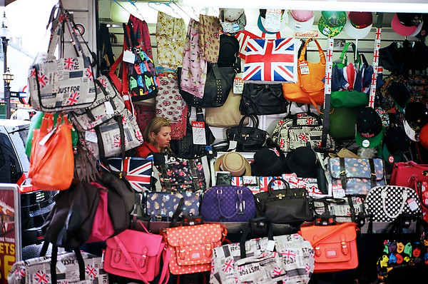 London Bag Lady | London UK